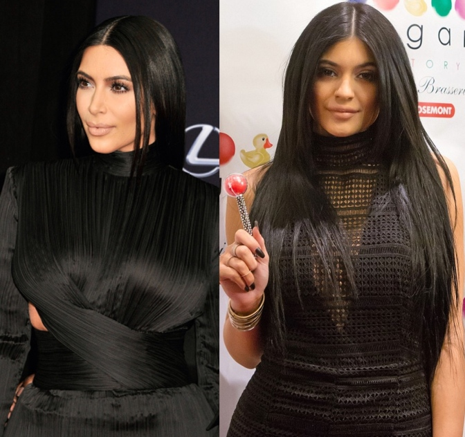 Kylie Jenner or the New Version of Kim K? #2