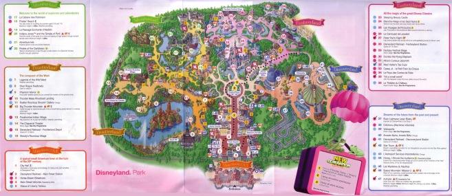 Disneyland MainPart