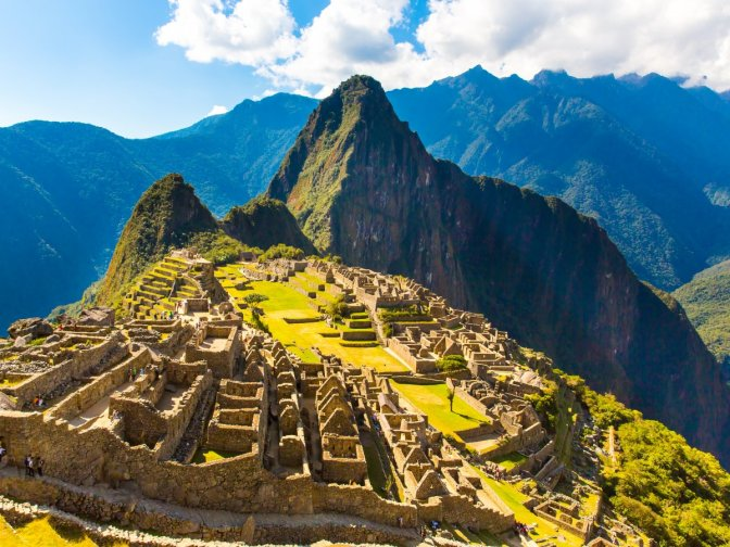Güney Amerika'dan Muhteşem Görüntüler