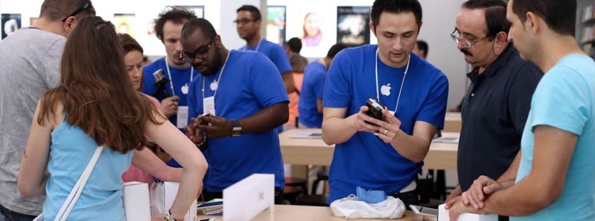 Apple Telefon Desteği