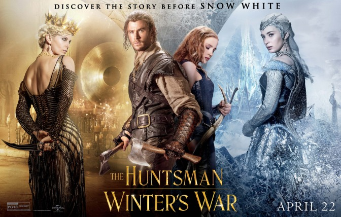 The Huntsman : Winter's War