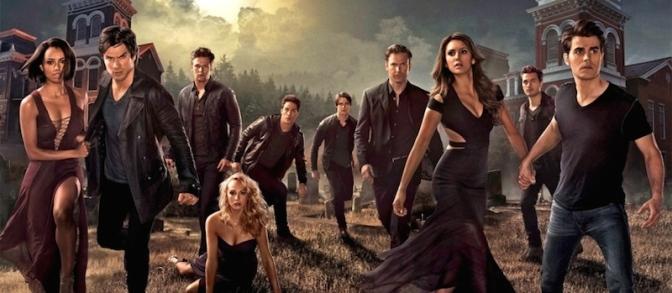 8 Yıldan Sonra Veda Edecek Bir Dizi : The Vampire Diaries