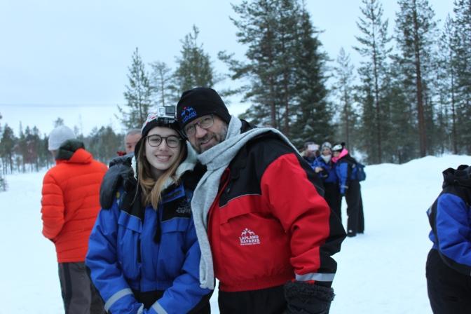 Bir de benim açımdan: Lapland!