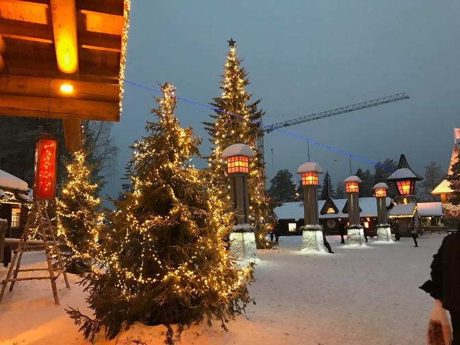 Bir de benim açımdan Lapland p2