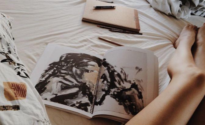 Bu Resimler Sadece Kuru Boya Kalemleriyle Yapıldı