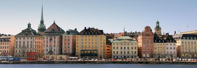 Stockholm-oslo