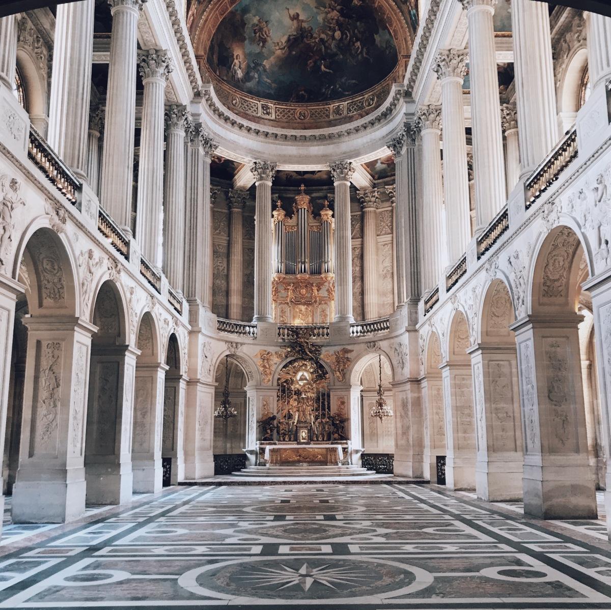 Versailles Sarayı'na Gidiyoruz!