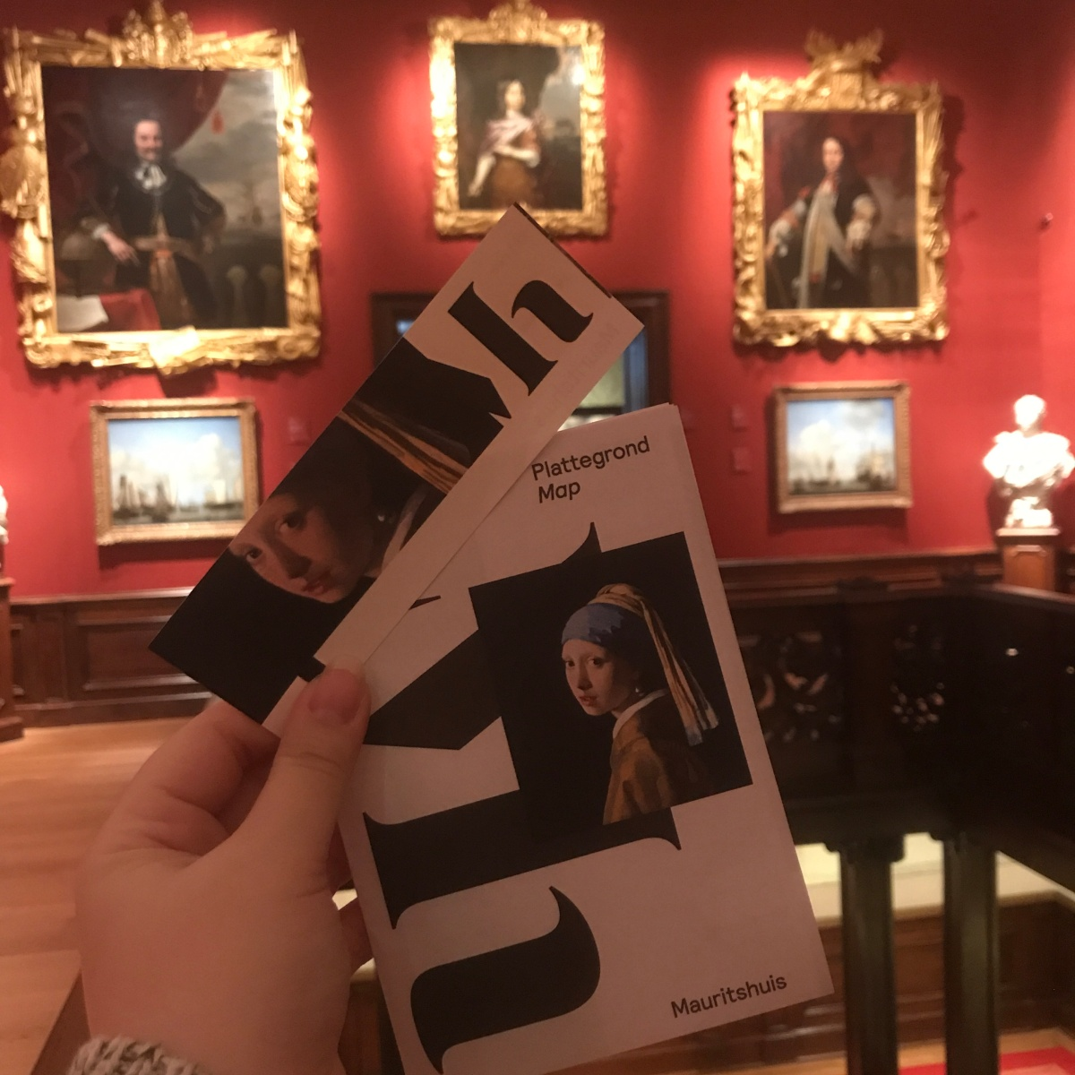 Den Haag'da Yapılacaklar : Mauritshuis Müzesi
