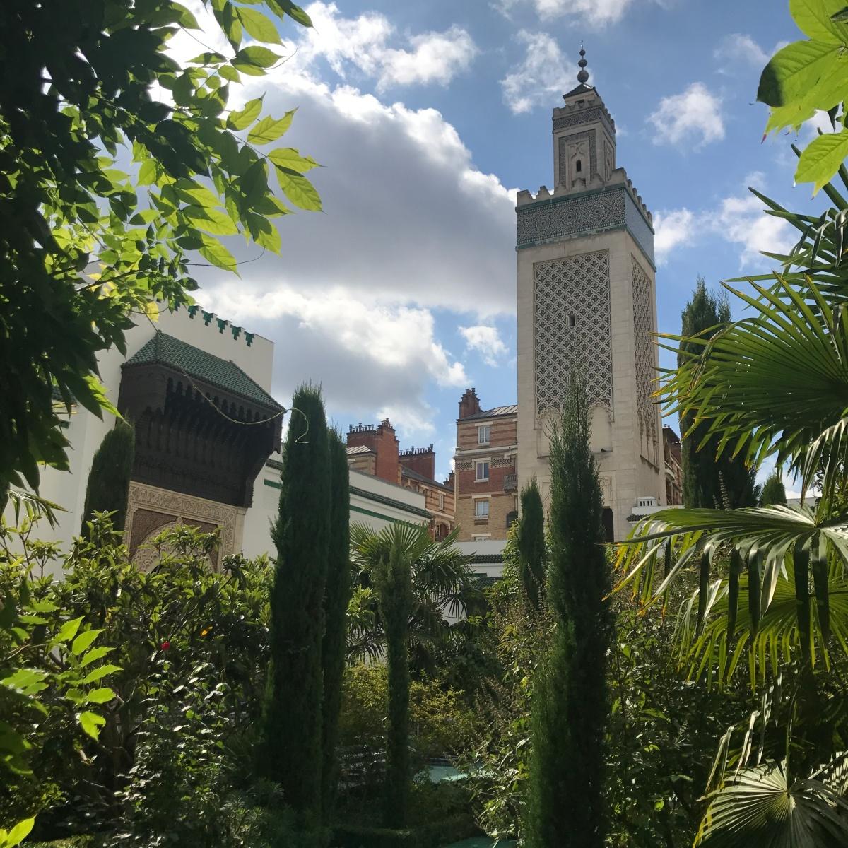 Paris Grande Mosquée