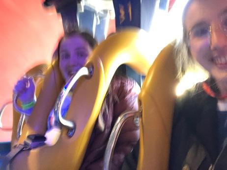 Rollercoasterda 6 takla sonrası